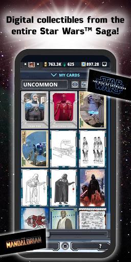 Star Wars™: Card Trader by Topps® 1 تصوير الشاشة