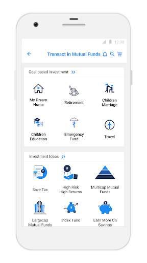 Karvy Nivesh - Mutual Fund, SIP, Investment App screenshot 6