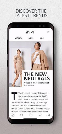 SIVVI Online Fashion Shopping screenshot 3