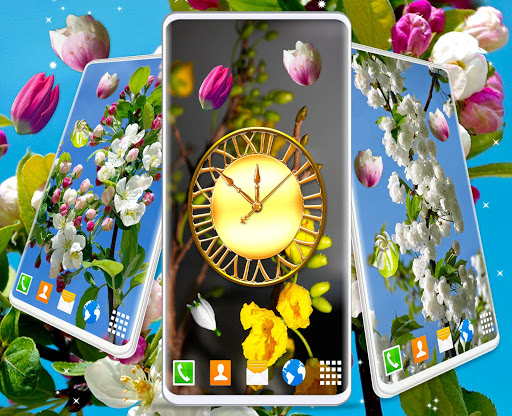 Cherry Blossom Live Wallpaper 🌸 Spring Wallpaper screenshot 6