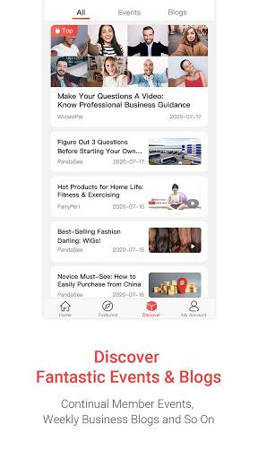 Made-in-China.com - Online B2B Trade Marketplace screenshot 4