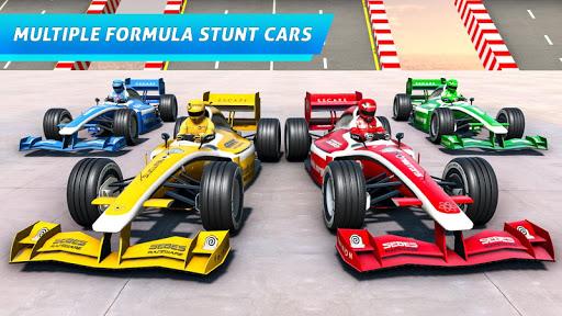 Formula Car GT Racing Stunts- Impossible Tracks 3D screenshot 9