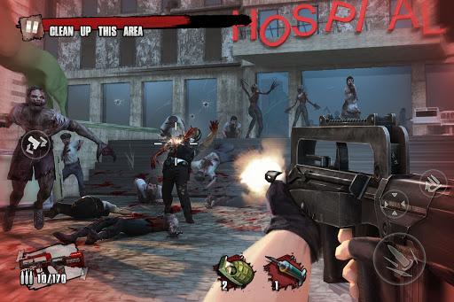 Zombie Frontier 3: قناص بندقية 3 تصوير الشاشة
