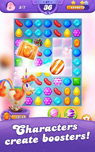 Candy Crush Friends Saga screenshot 11