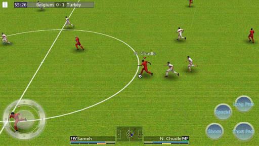 Football League Dunia screenshot 2