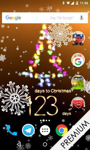 Christmas Countdown with Carols screenshot 5