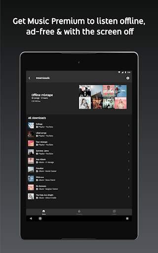 YouTube Music - Stream Songs & Music Videos screenshot 15