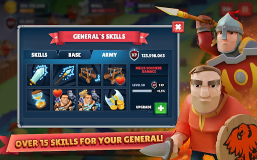 Game of Warriors screenshot 12