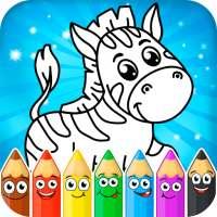 Páginas para colorir para crianças: animais on APKTom