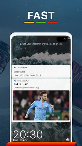 365Scores - Live Scores and Sports News screenshot 5