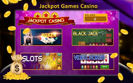 Free Offline Jackpot Casino 1 تصوير الشاشة