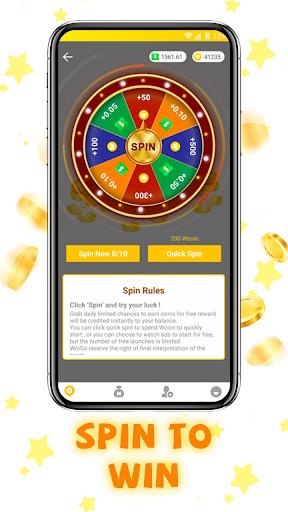WinGo QUIZ - Earn Money Play Trivia Quiz screenshot 3