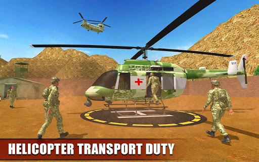 Army Bus Driver 2021:Real Military Coach Simulator screenshot 4