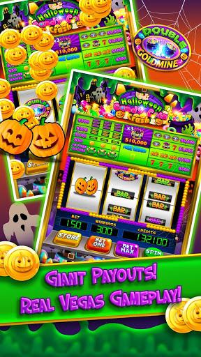 Halloween Candy Vegas Slots Mega Slot Machine FREE screenshot 7