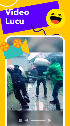 CocoFun - Video Lucu, WA Status, Meme & Live screenshot 2