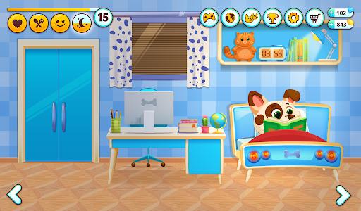 Duddu -حيواني الأليف الافتراضي 12 تصوير الشاشة