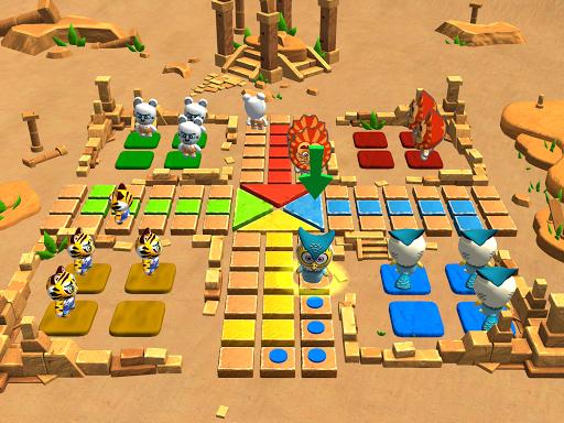 Ludo 3D Multiplayer screenshot 11