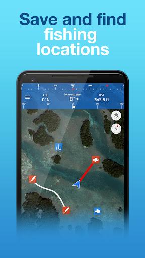 Fishing Points: Maps, Tides & Fishing Forecast screenshot 6