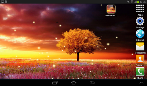 Awesome-Land Live wallpaper HD : Grow more trees screenshot 12
