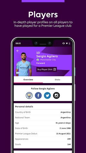 Premier League - Official App screenshot 6