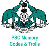 PSC Memory Codes أيقونة