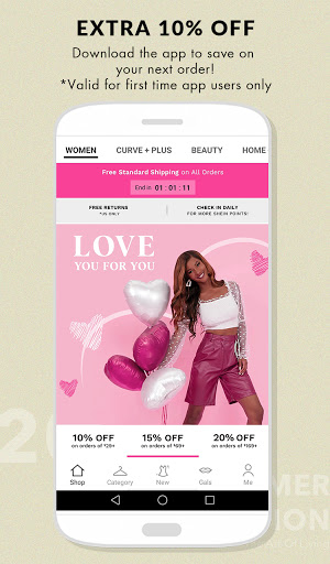 SHEIN-Fashion Shopping Online screenshot 2