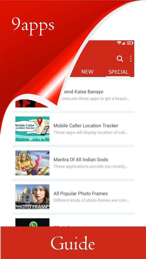 Guide for 9apps Mobile Market 2020 screenshot 3