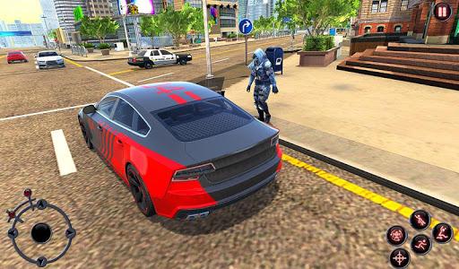 Immortal Wind Tornado hero Vegas Crime Mafia Sim screenshot 6