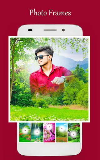 Nature Photo Editor-Photo Frames screenshot 8