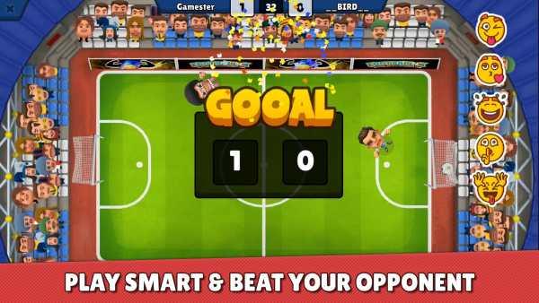 Football X – Online Multiplayer Football Game screenshot 2