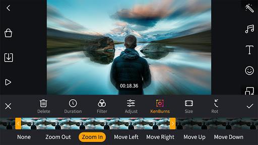 Film Maker Pro – Видеоредактор, фото и Эффекты скриншот 3