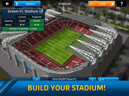 Dream League Soccer 15 تصوير الشاشة