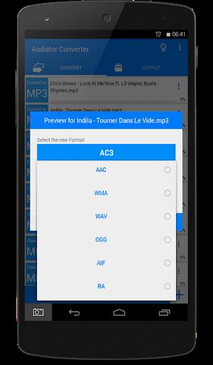 All Video Mp3 Audio Converter screenshot 5