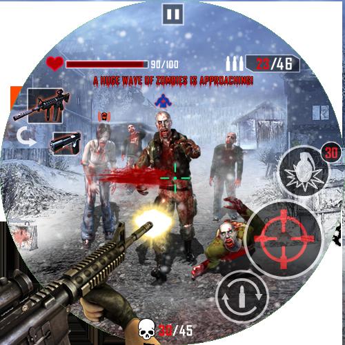 Zombie Killing - Call of Killers 11 تصوير الشاشة