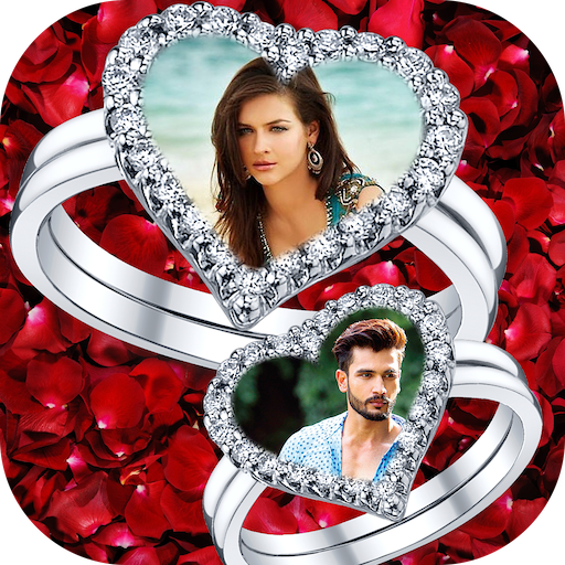 Lovely Ring Photo Frames icon