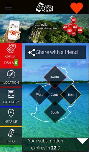 Let's Deal Mauritius screenshot 1