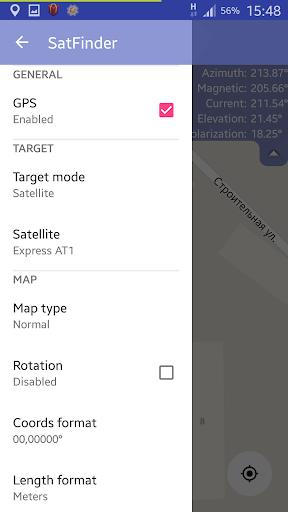 Satfinder (Dish Pointer): Quick Dish Align! screenshot 4