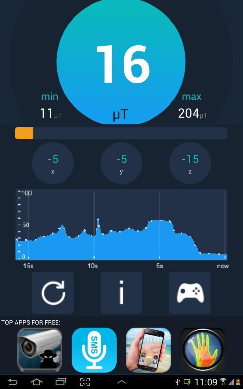 Metal Detector HD Simulator screenshot 6