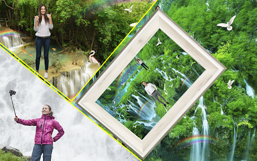 Waterfall Photo Editor and Photo Frames screenshot 12