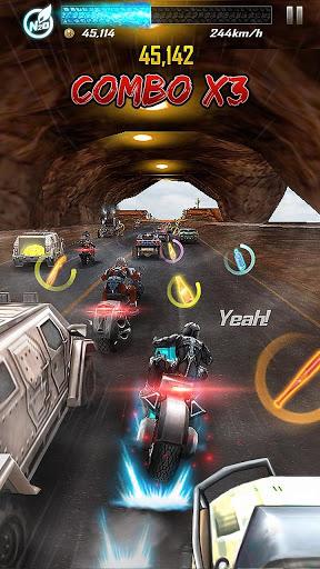 Death Moto 5 : Free Top Fun Motorcycle Racing Game screenshot 2
