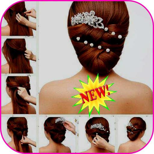 Hairstyles (Step by Step) icon