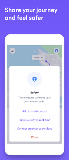 Cabify screenshot 6