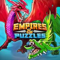 Empires & Puzzles: Epic Match 3 on 9Apps