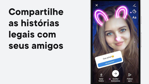VK — rede social e chamadas screenshot 3