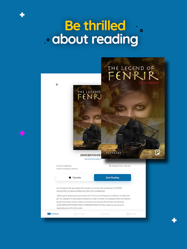 Pathbooks - Interactive Audiobooks and Stories скриншот 12
