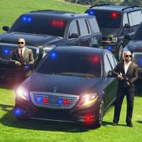 President Police Protection Game on 9Apps