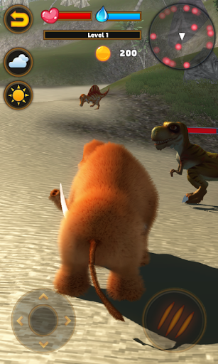 Talking Mammoth screenshot 4