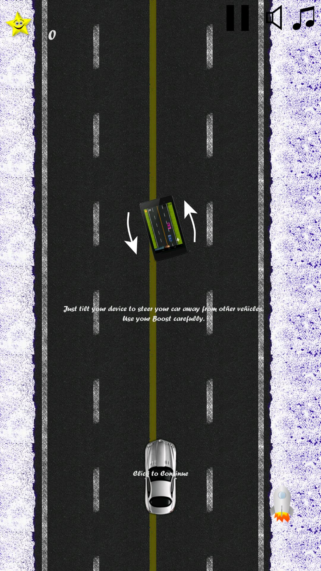 Highway Car Speed Game screenshot 2