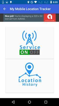Mobile Location Tracker 2020 7 تصوير الشاشة