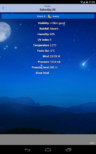 The Weather - Weather forecast and widget screenshot 11